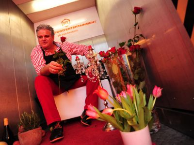 RED KITCHEN - SALONDINNER in der FoodWerkstatt